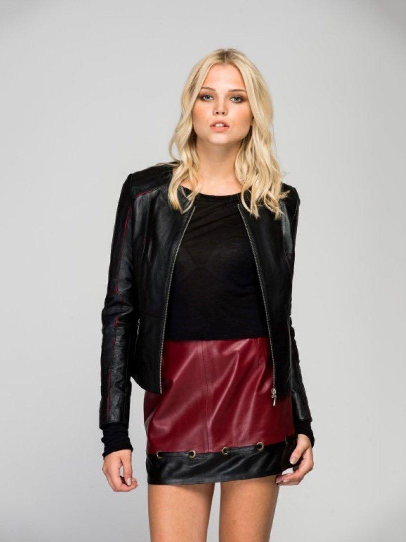 Куртка черная | 1863712 | фото 3