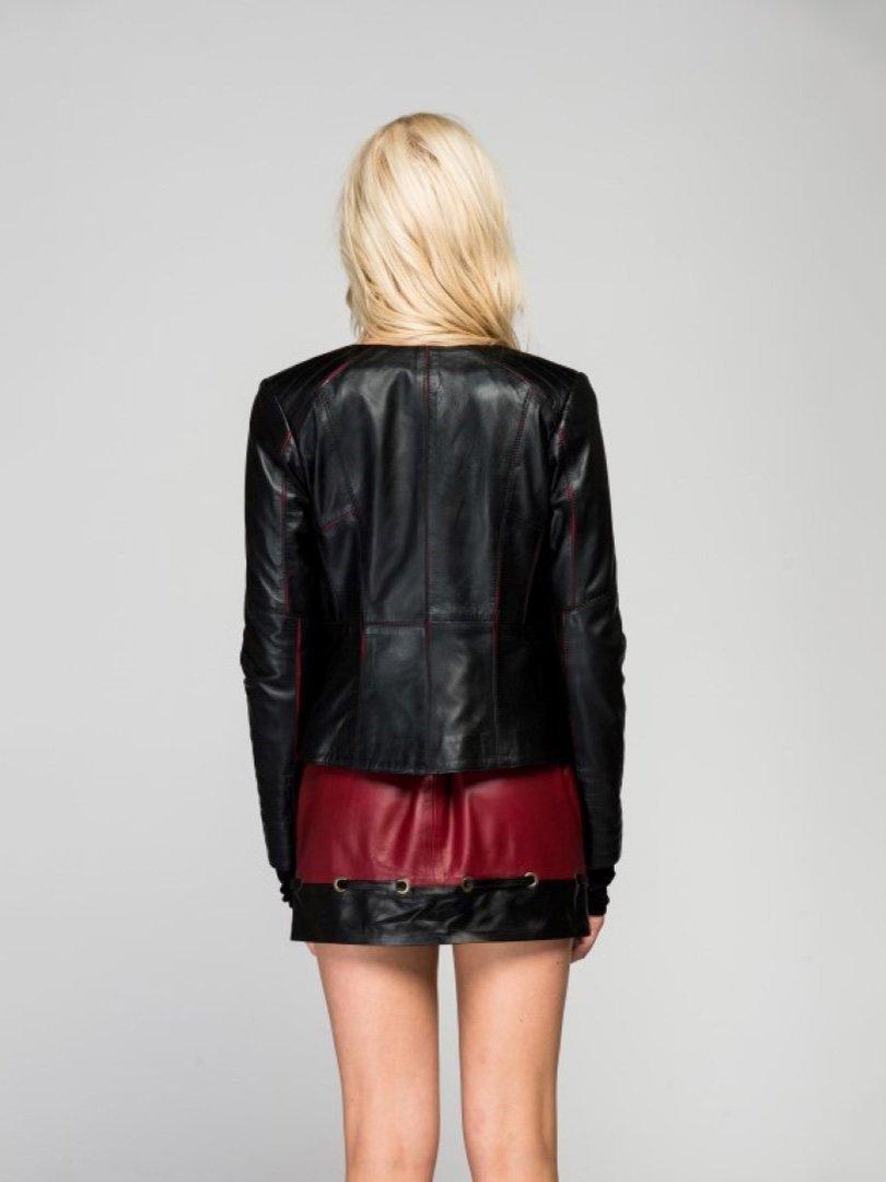 Куртка черная | 1863712 | фото 4