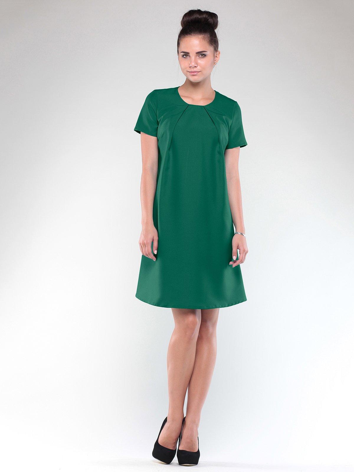 Платье зеленое | 1887530