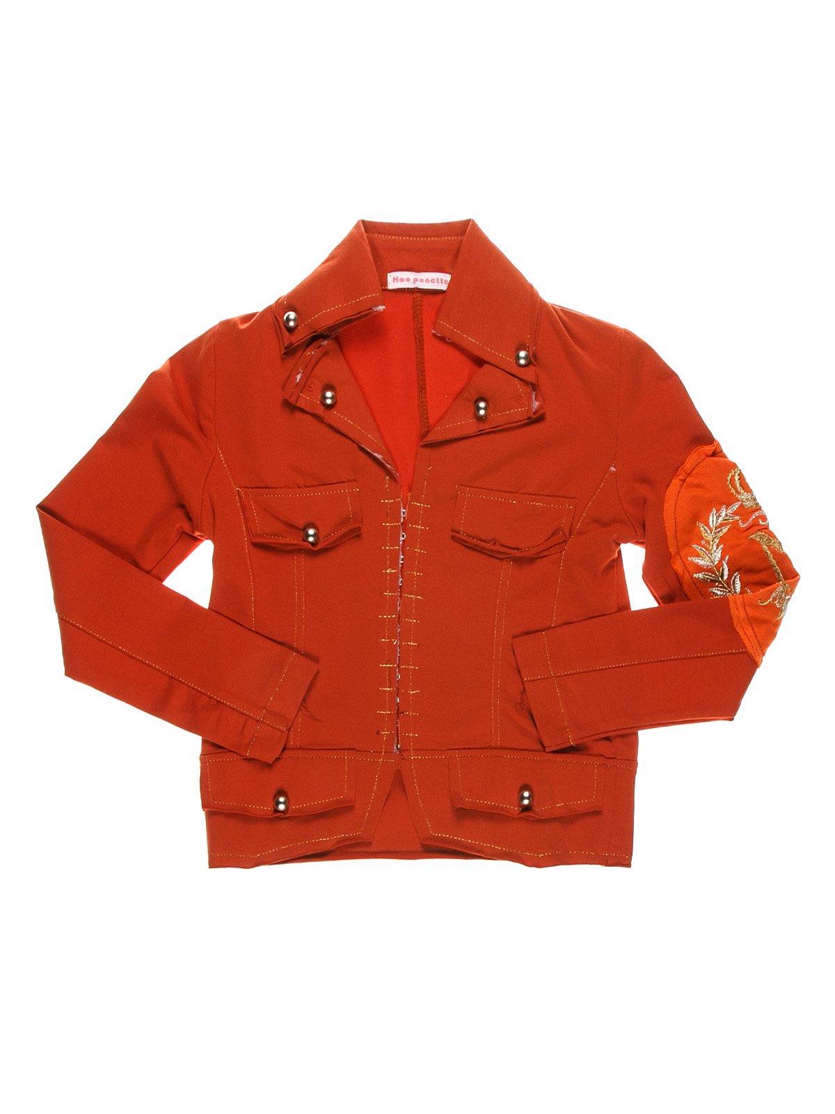 Жакет помаранчевий   1364718