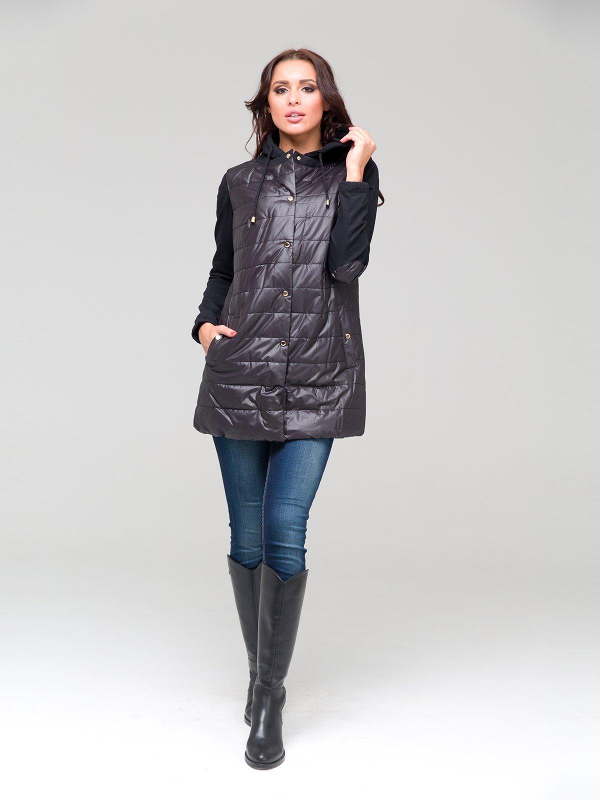 Пальто черное | 1889138