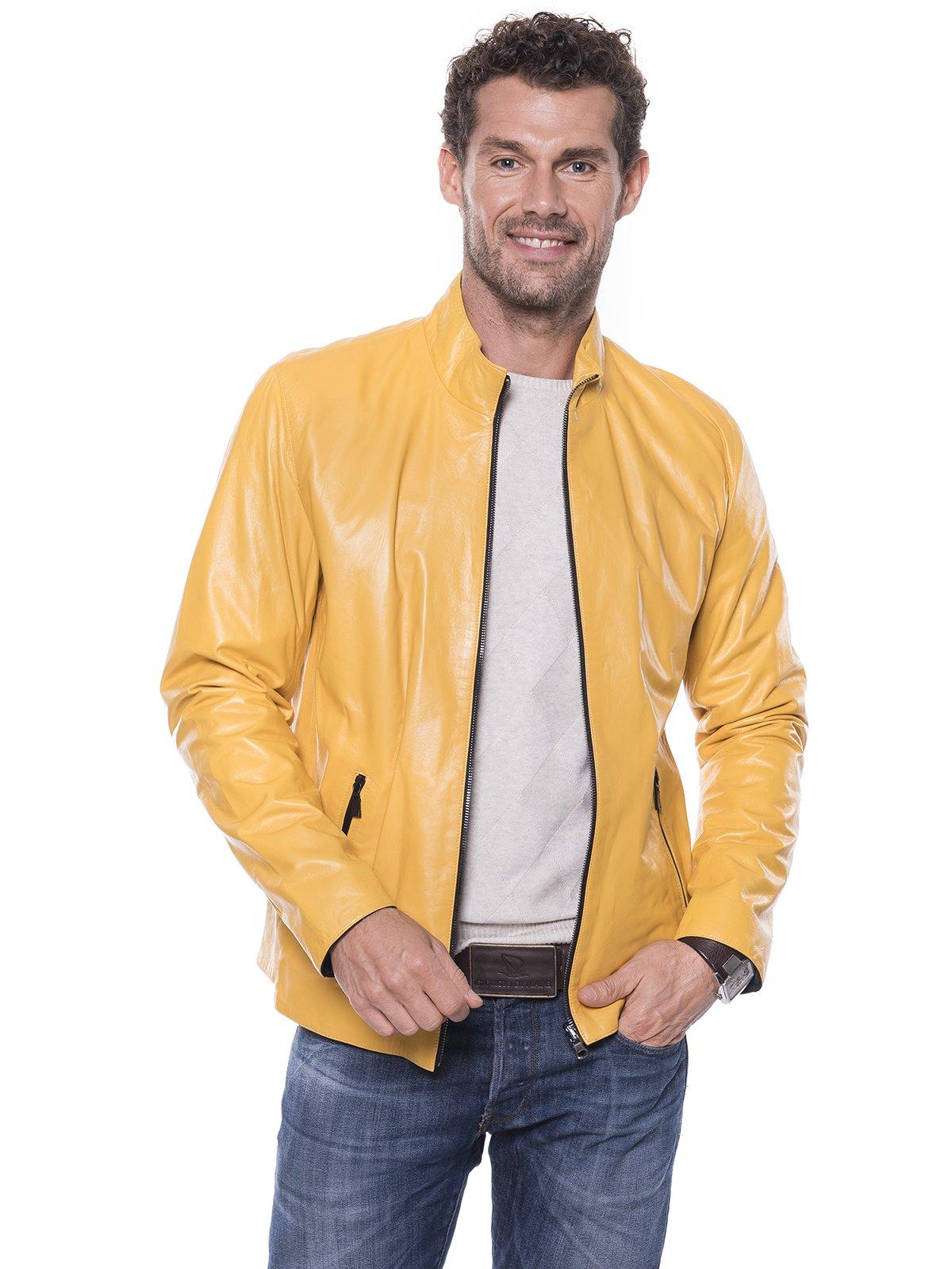 Куртка желтая | 1897549