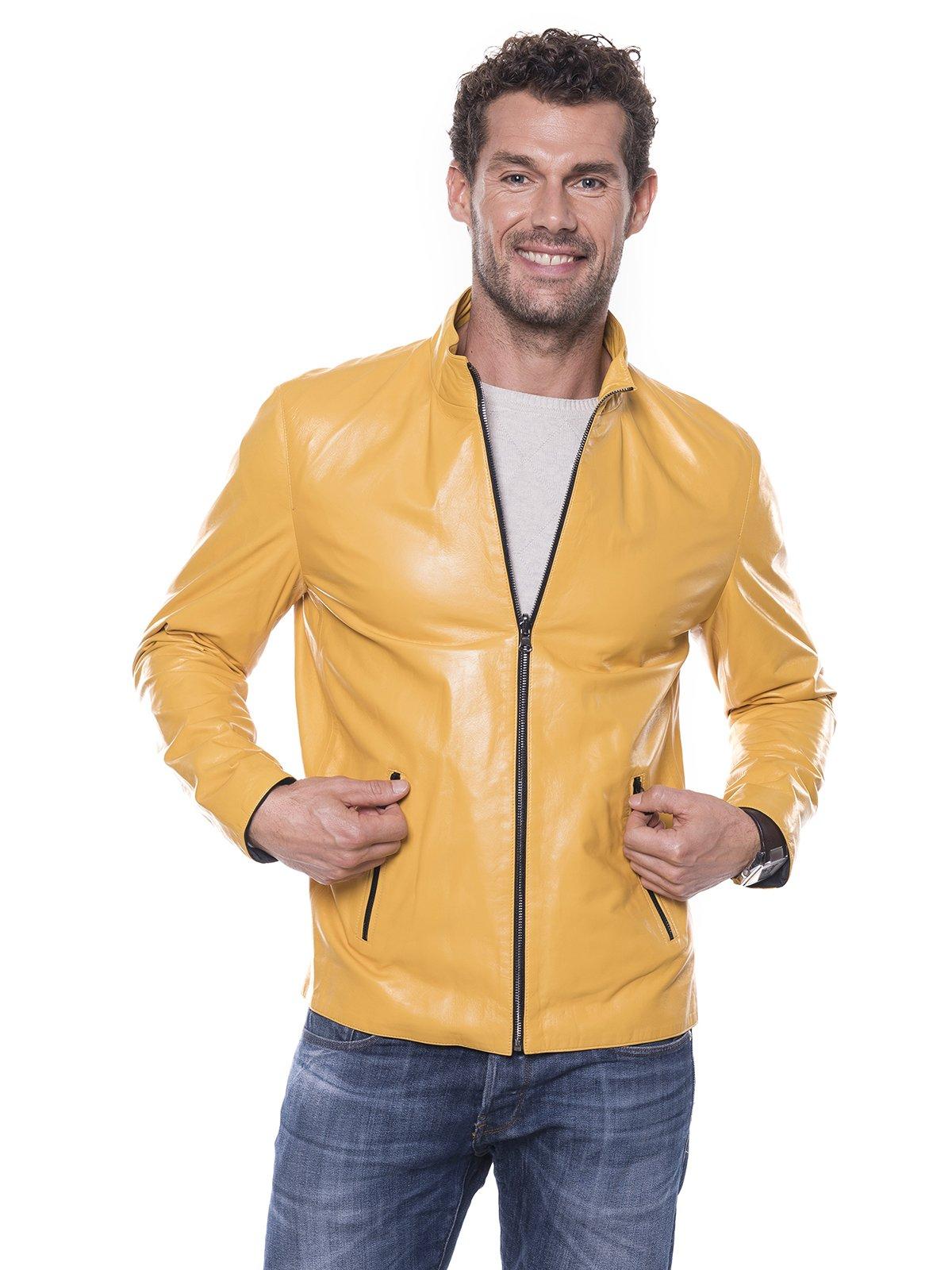 Куртка желтая | 1897549 | фото 2