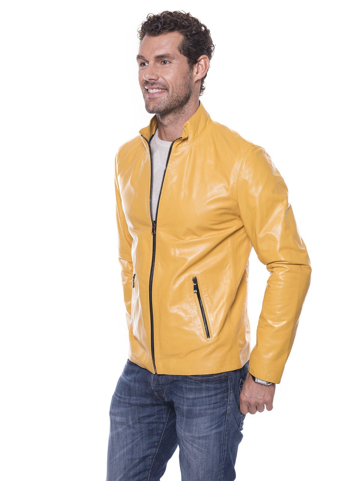 Куртка желтая | 1897549 | фото 3