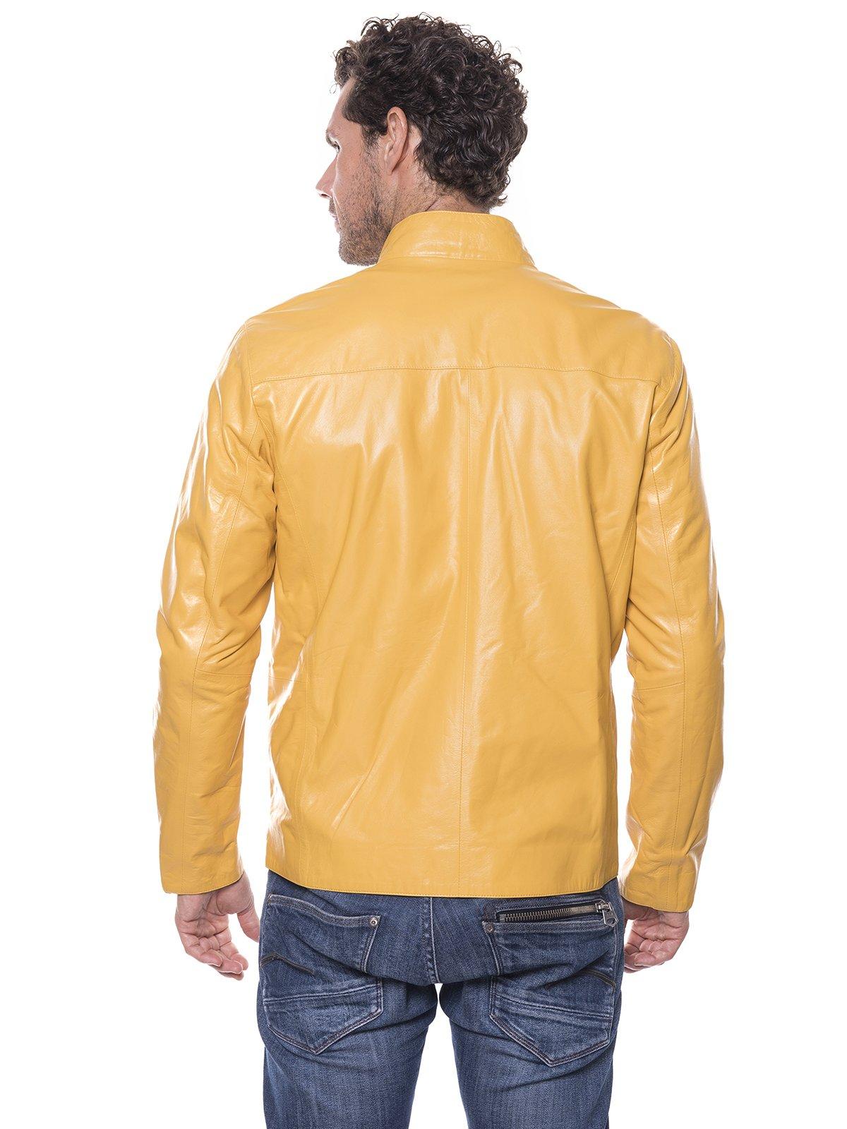 Куртка желтая | 1897549 | фото 5