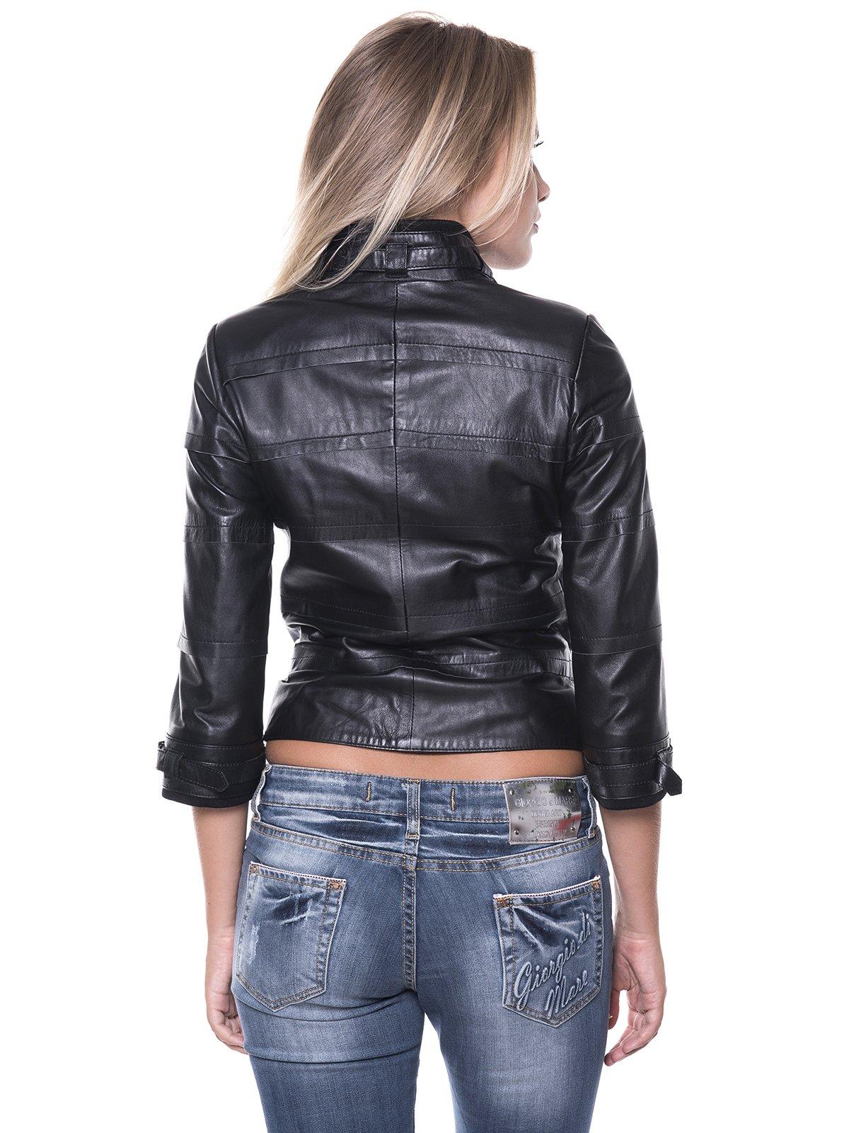 Куртка черная | 1897651 | фото 5