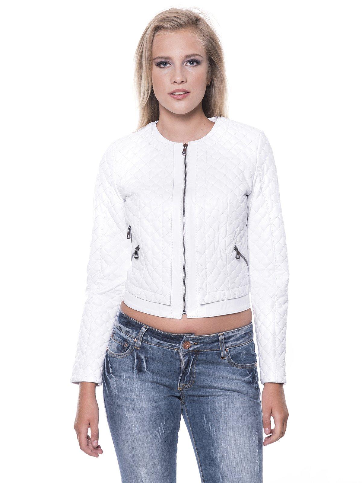 Куртка белая   1897674   фото 2