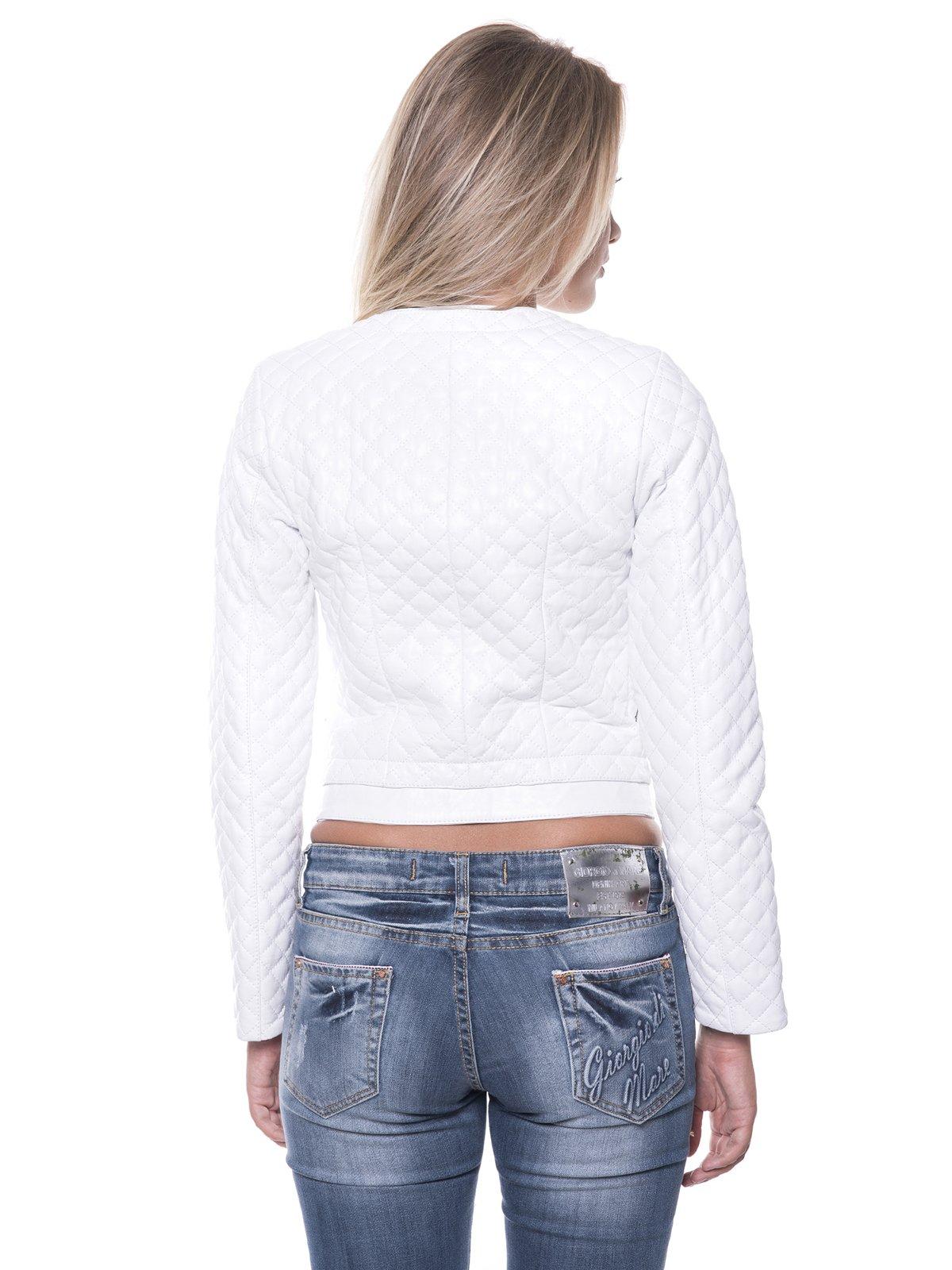Куртка белая   1897674   фото 5