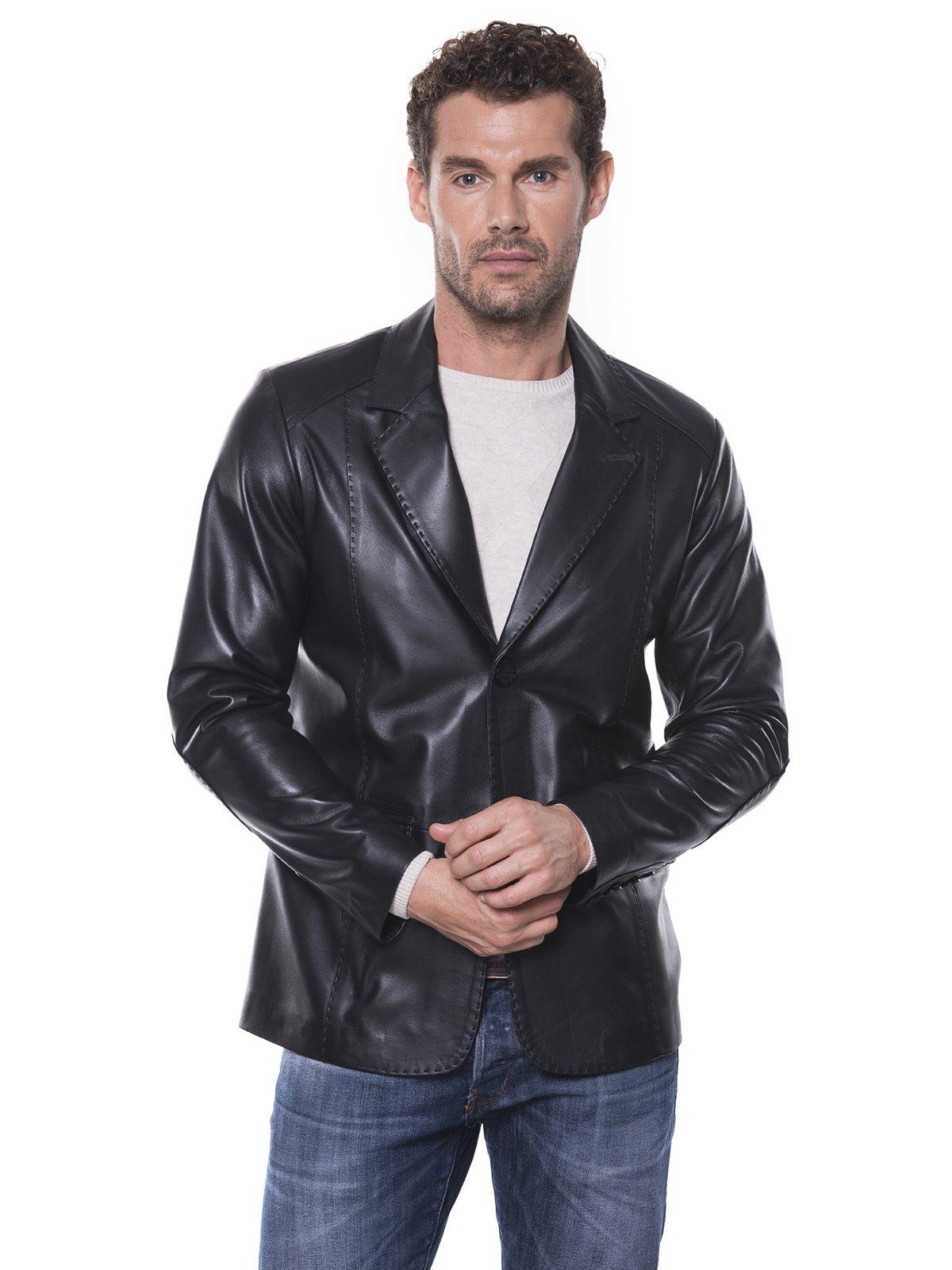 Куртка черная | 1897631 | фото 2