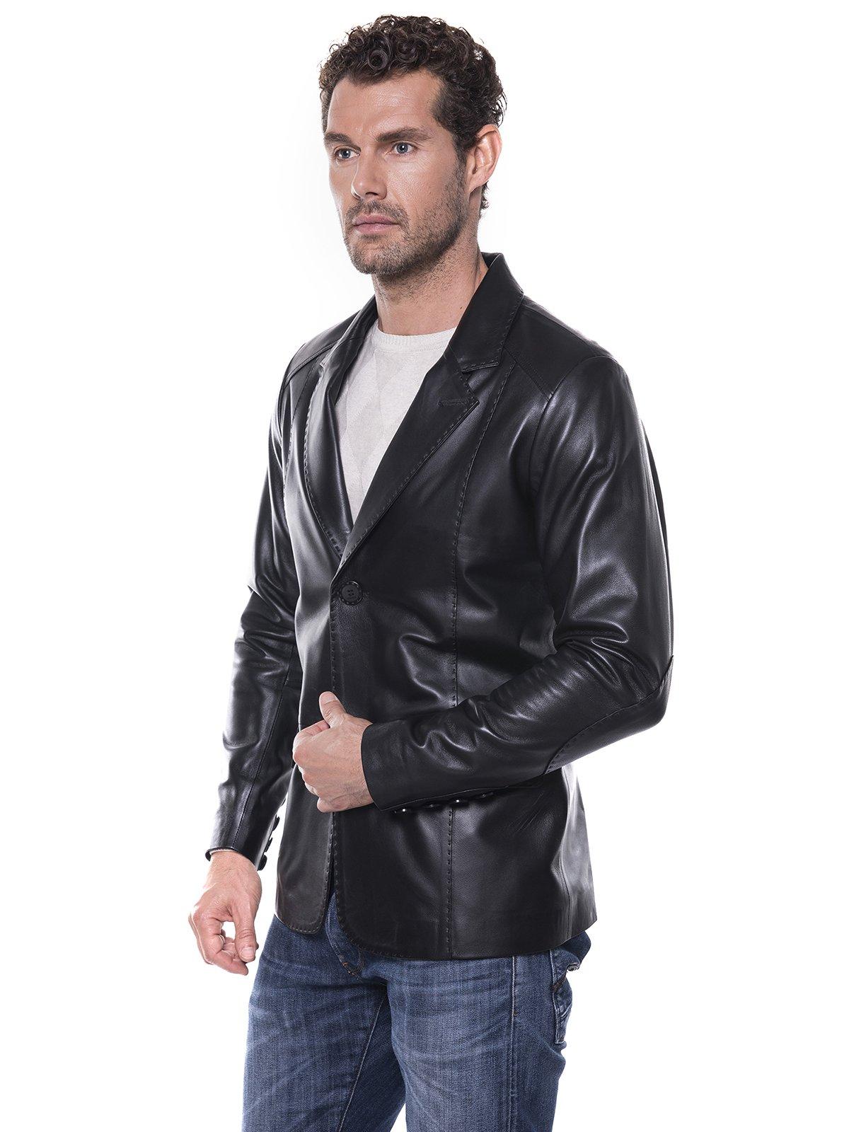 Куртка черная | 1897631 | фото 3