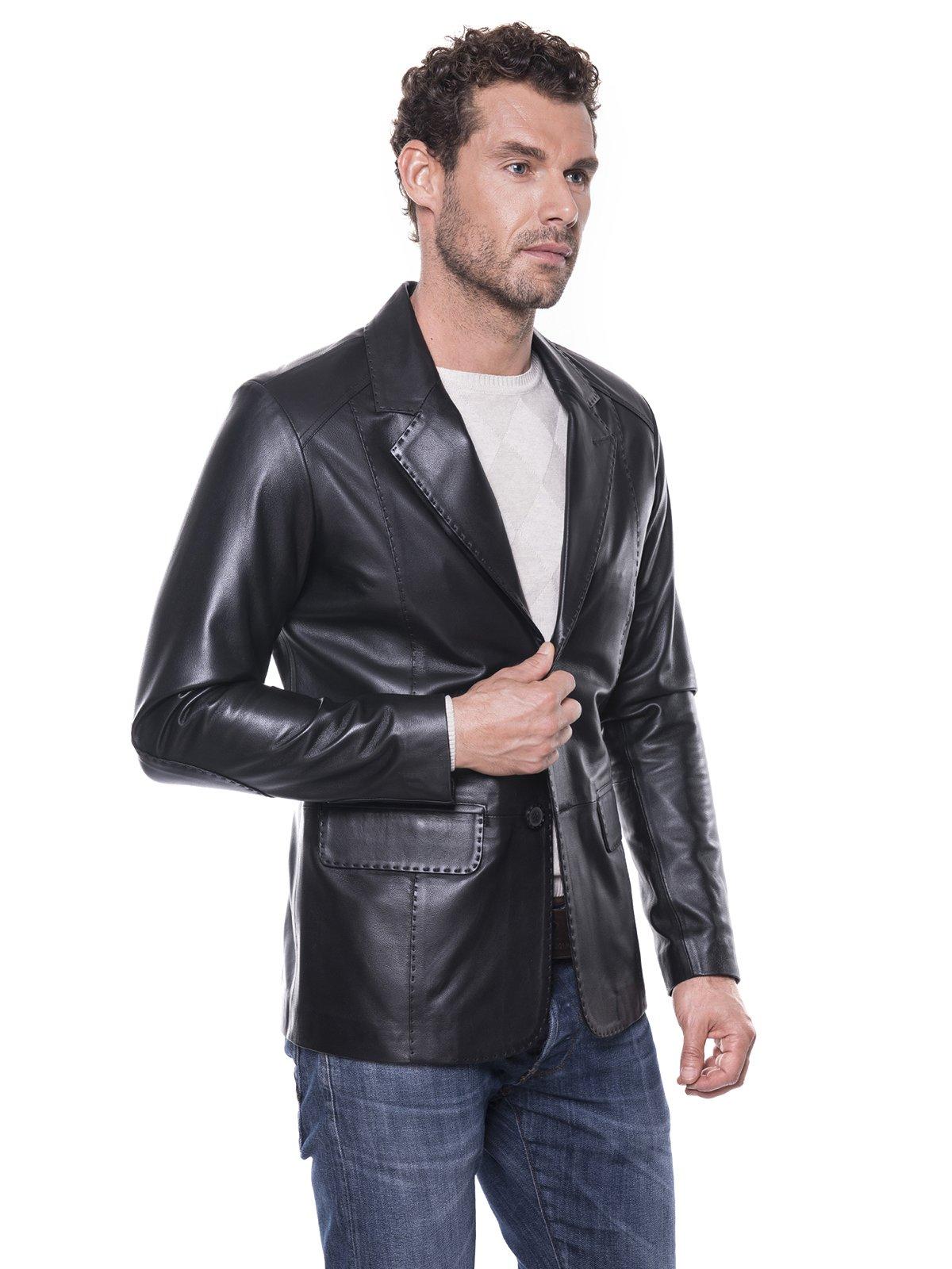 Куртка черная | 1897631 | фото 4