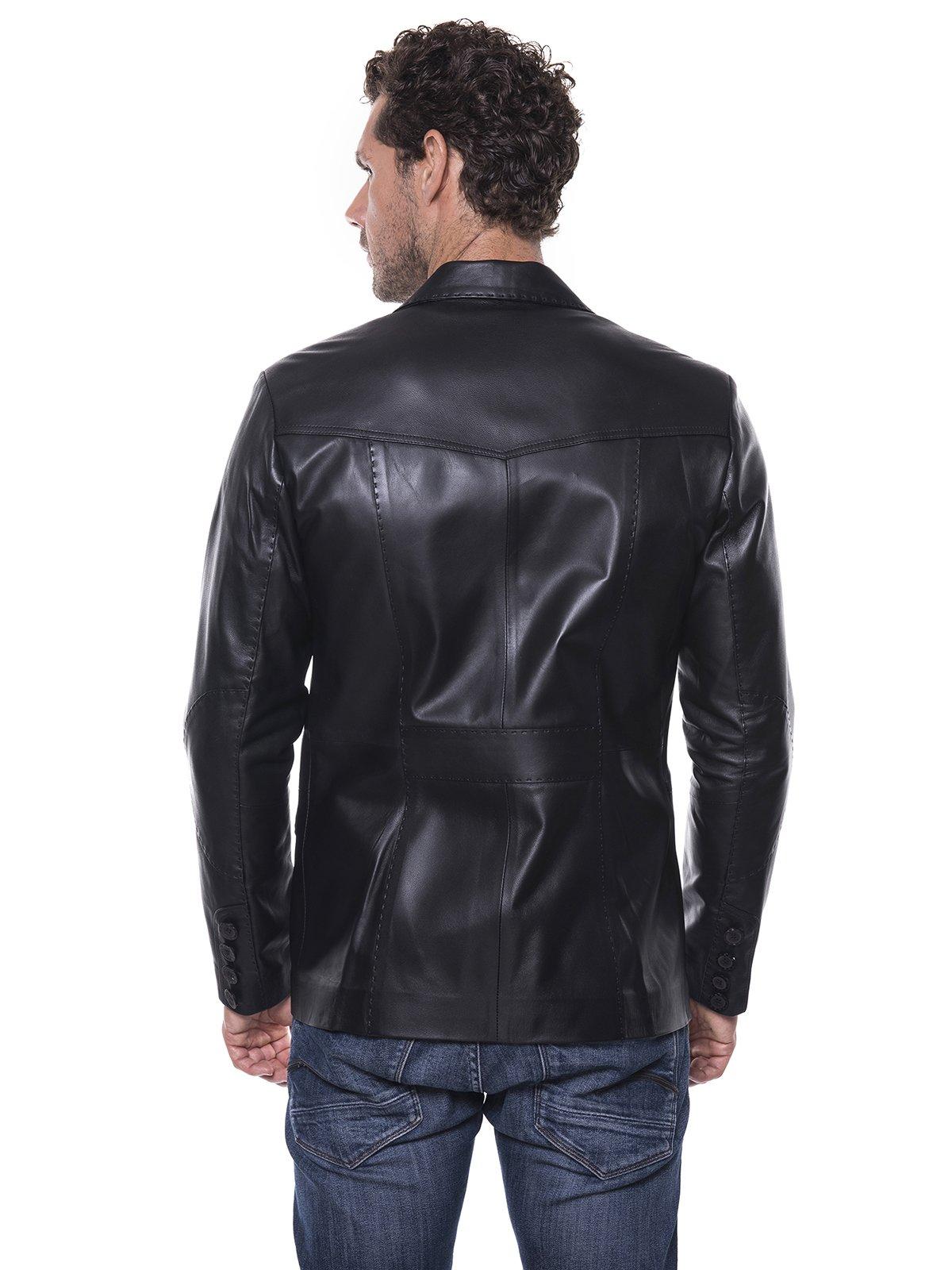 Куртка черная | 1897631 | фото 5