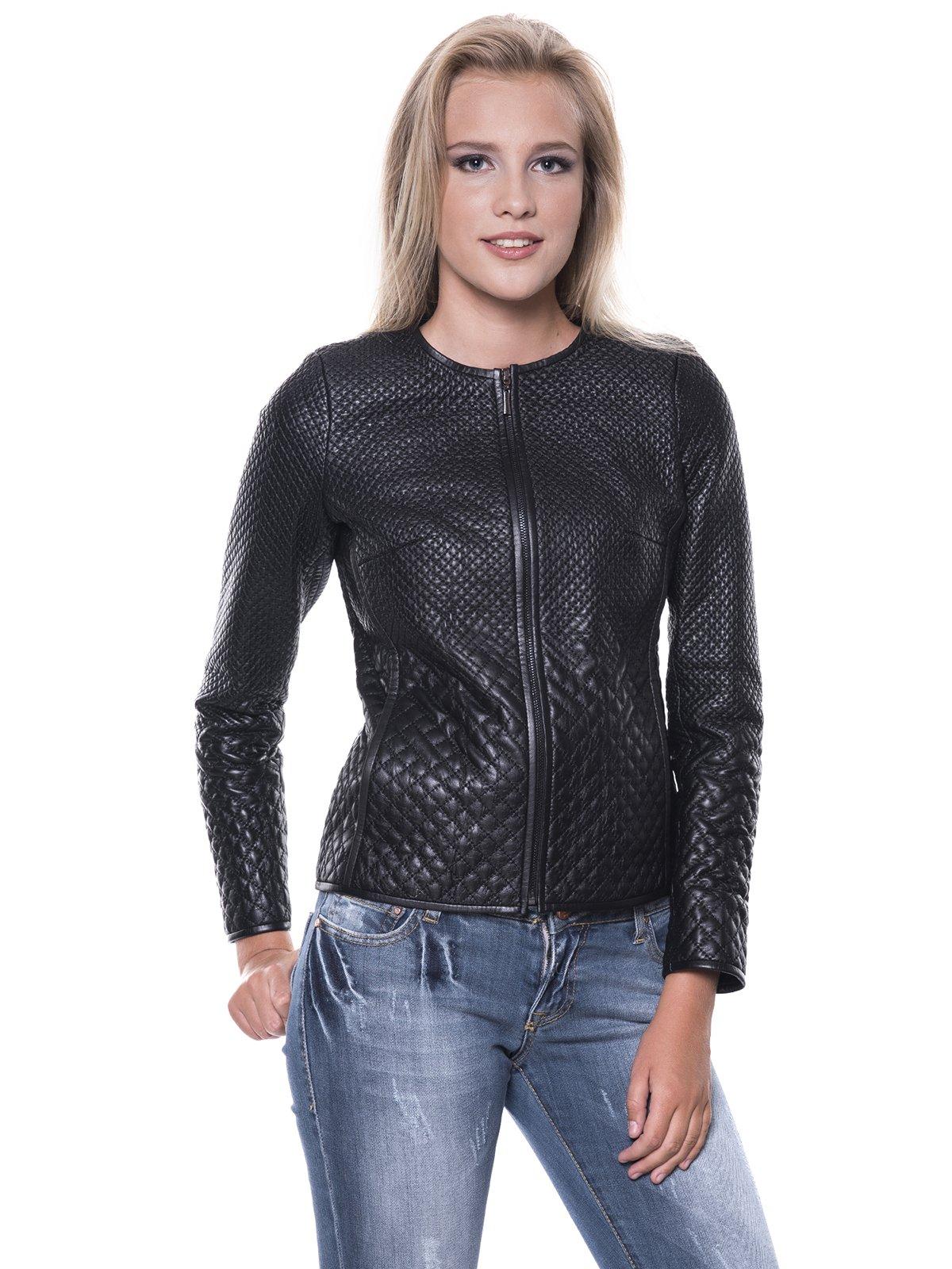 Куртка черная | 1897666 | фото 2