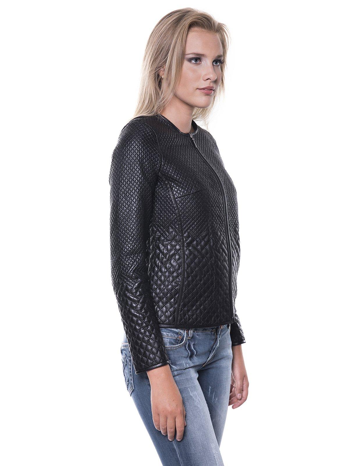 Куртка черная | 1897666 | фото 3