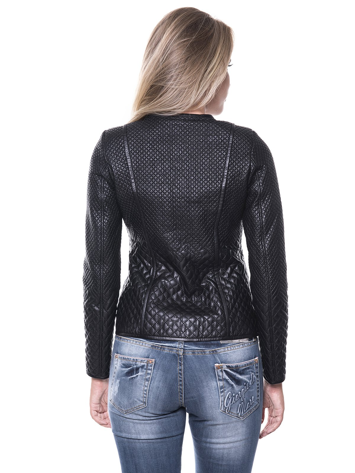 Куртка черная | 1897666 | фото 5