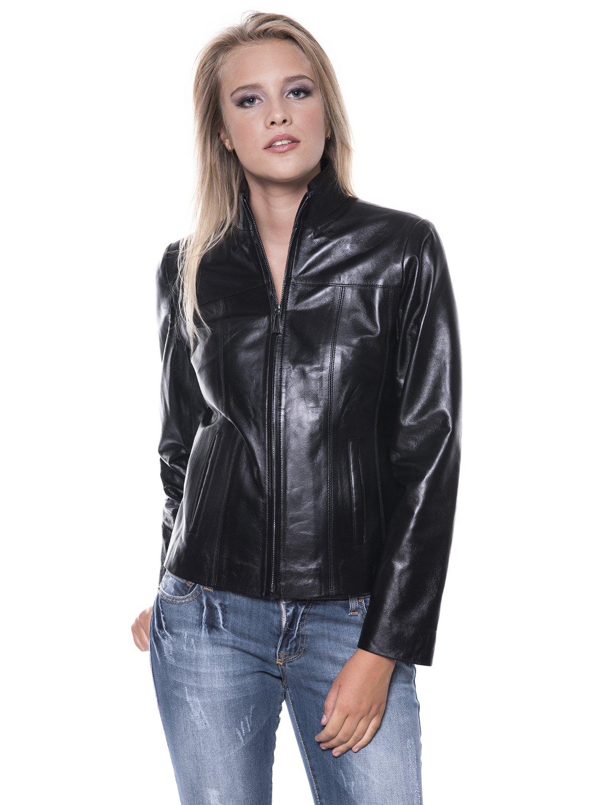 Куртка черная | 1897713 | фото 2