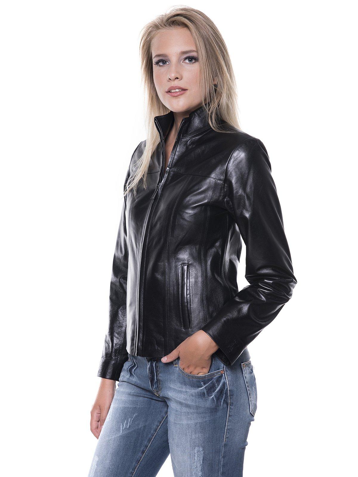 Куртка черная | 1897713 | фото 4
