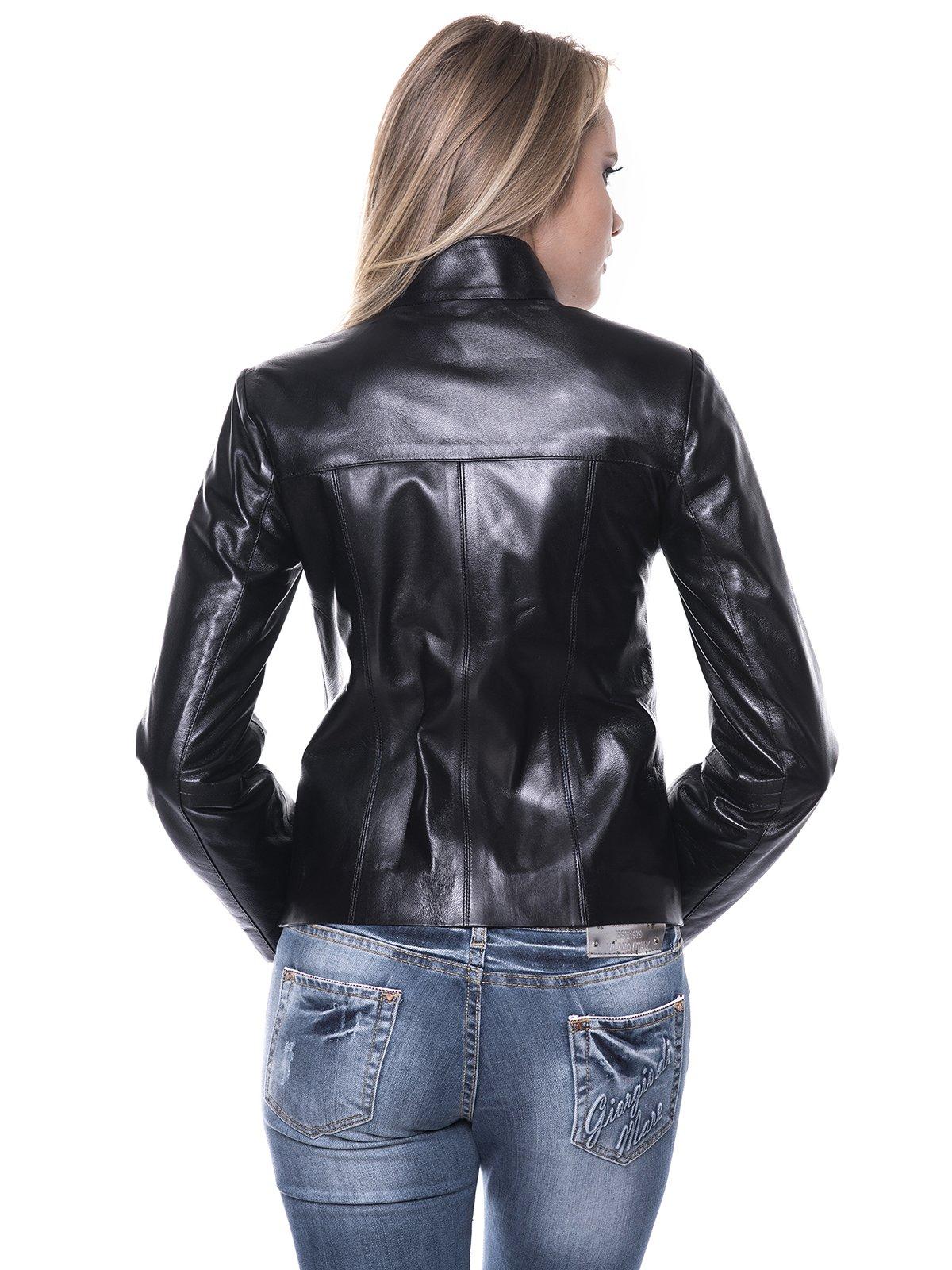 Куртка черная | 1897713 | фото 5