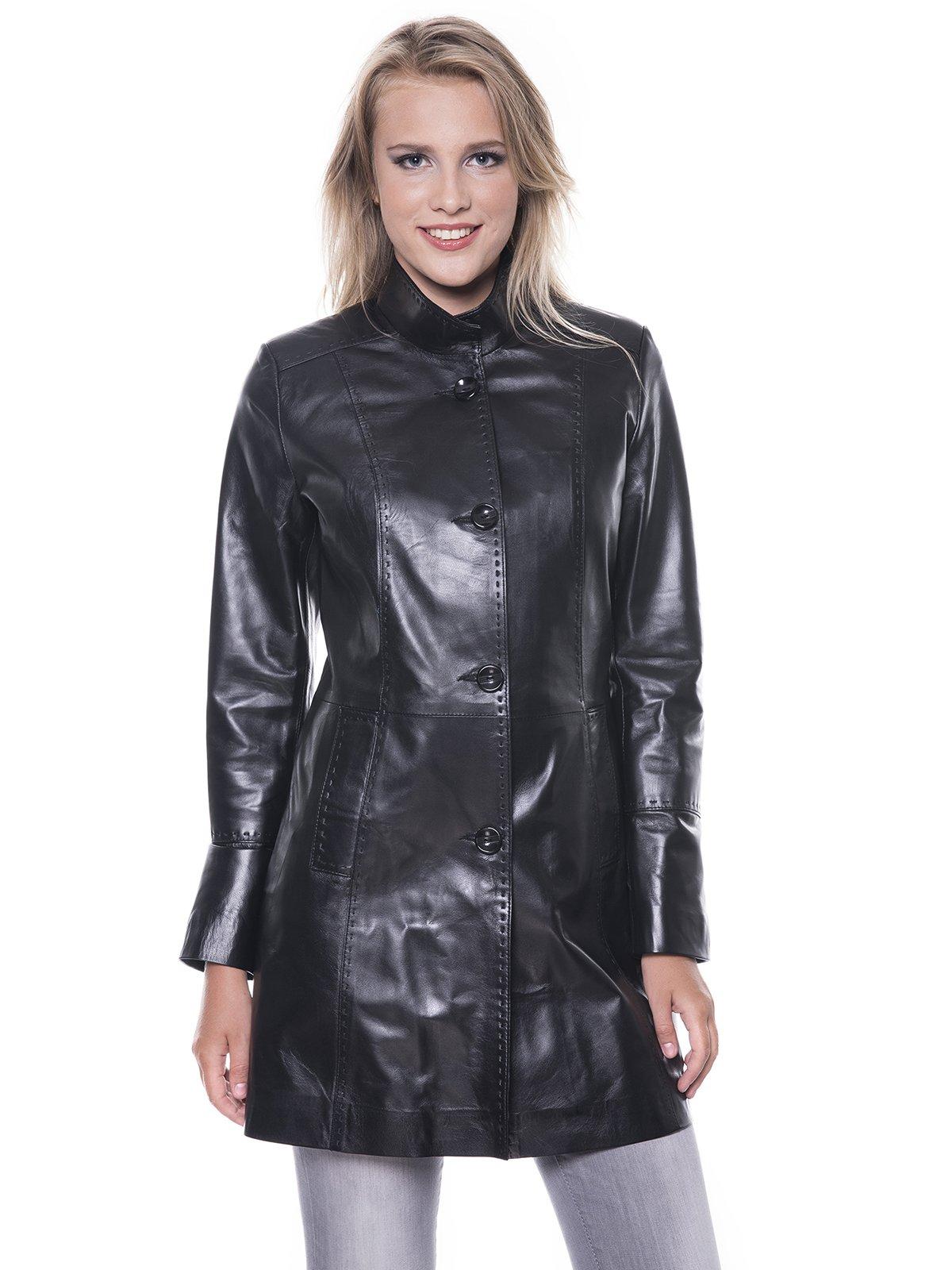 Куртка черная | 1897724 | фото 2