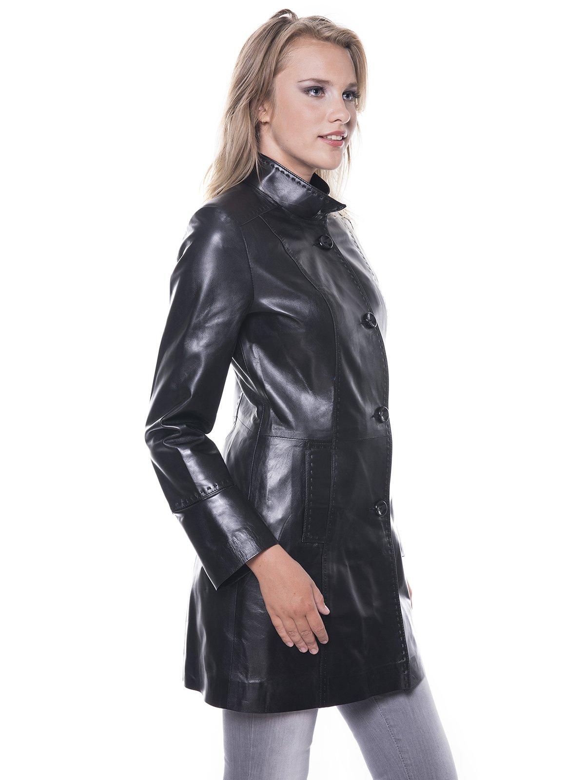 Куртка черная | 1897724 | фото 3
