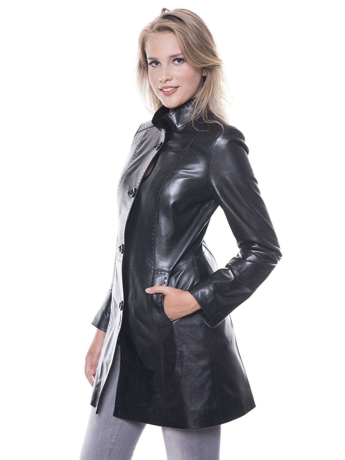 Куртка черная | 1897724 | фото 4