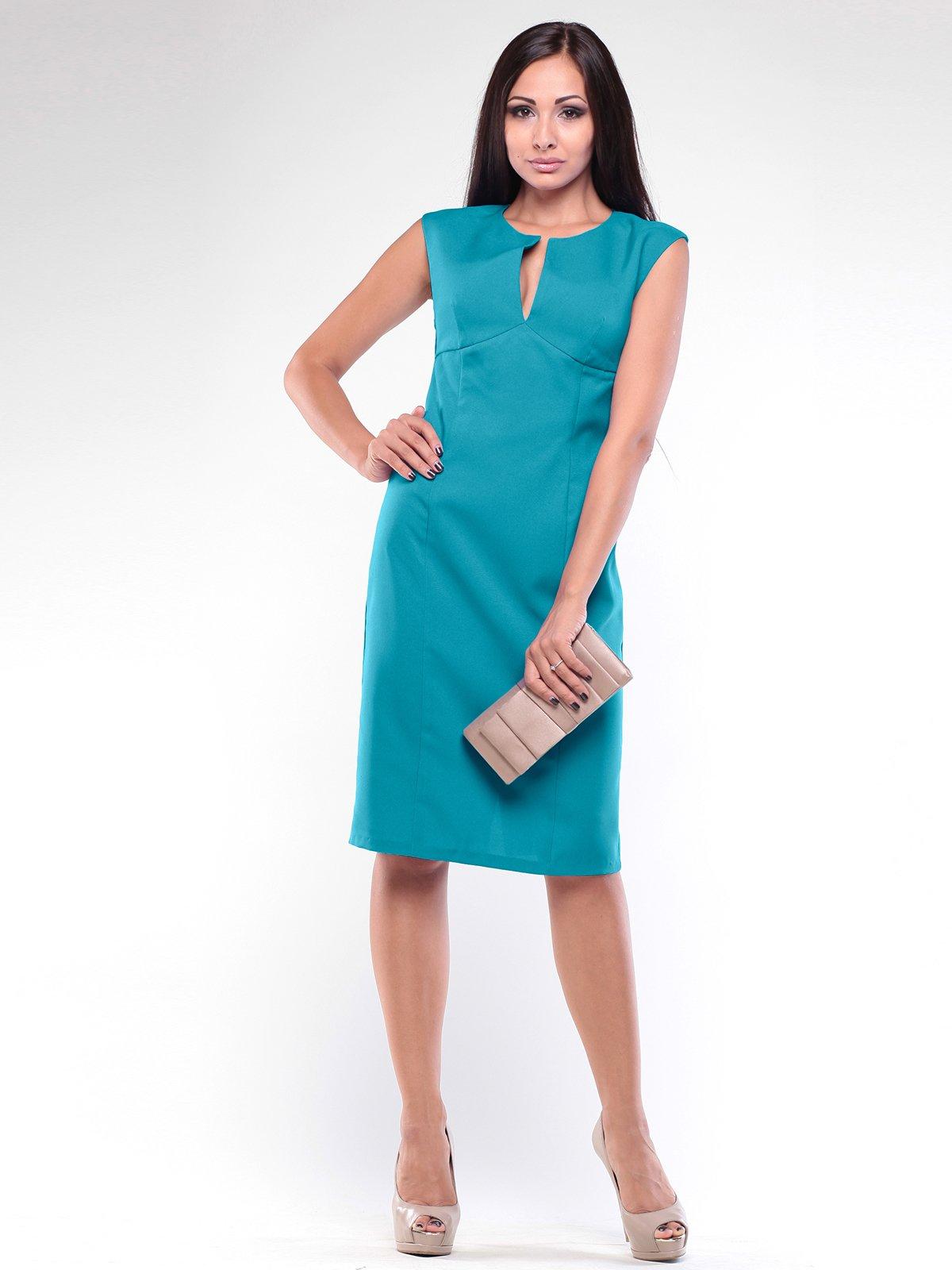 Сукня бірюзова | 1896925