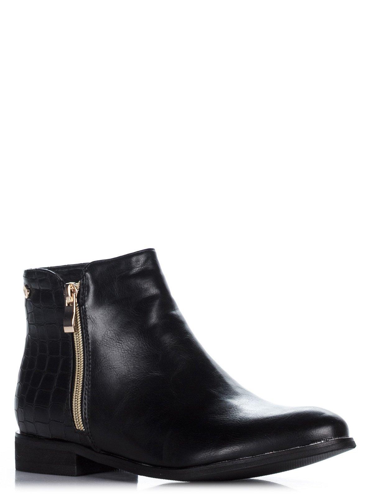 Ботинки черные | 1895487