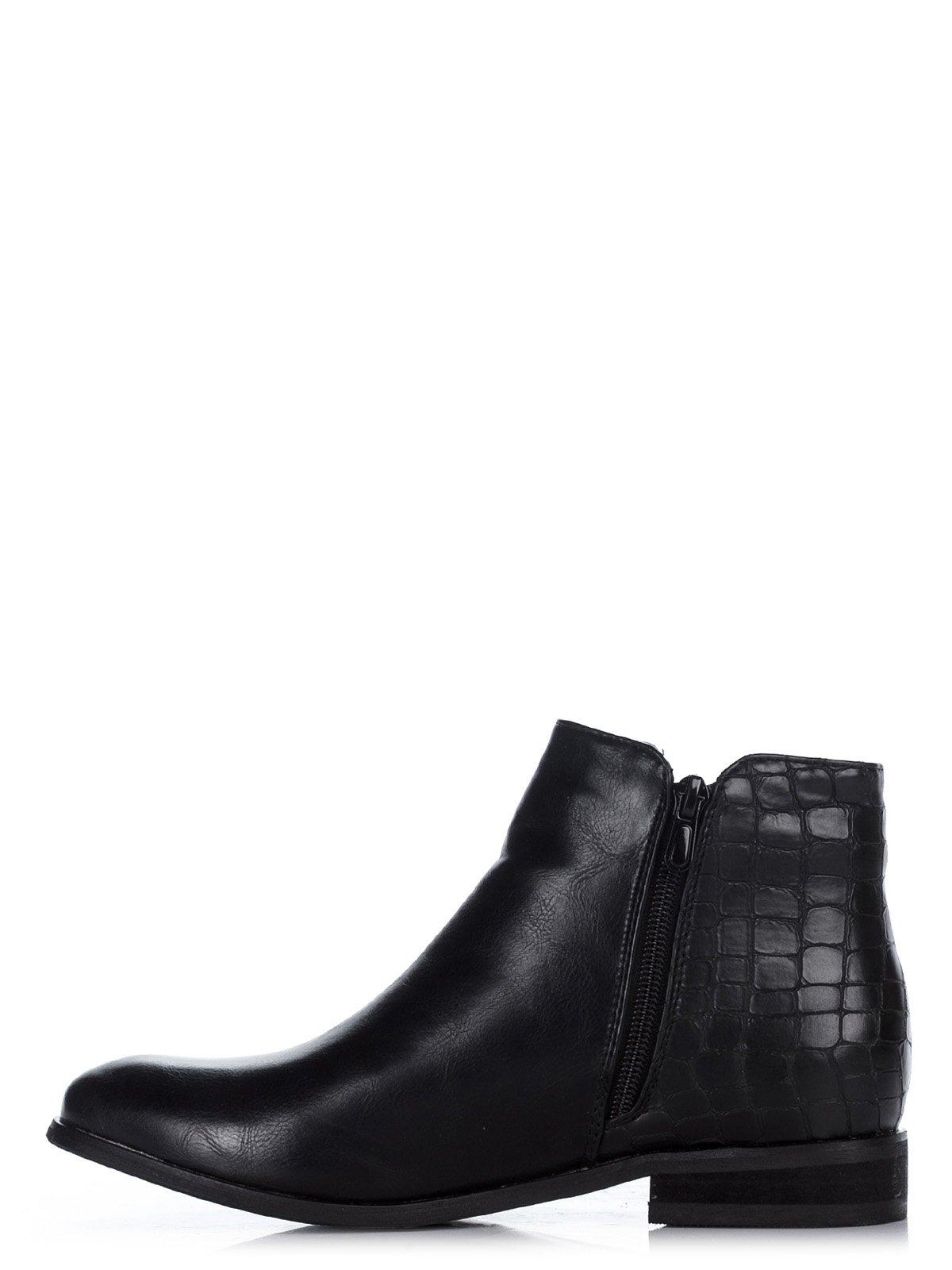 Ботинки черные | 1895487 | фото 2