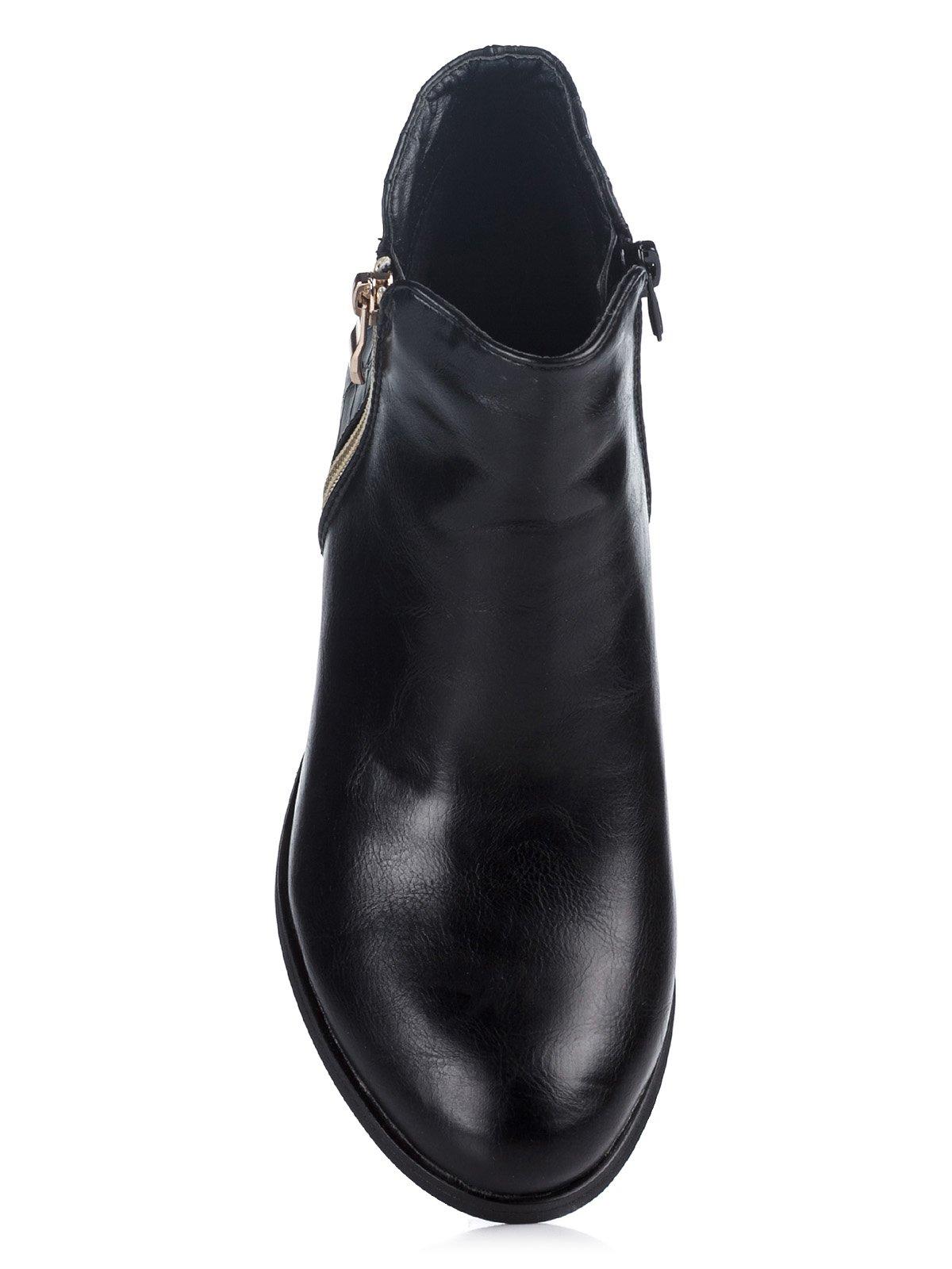 Ботинки черные | 1895487 | фото 5