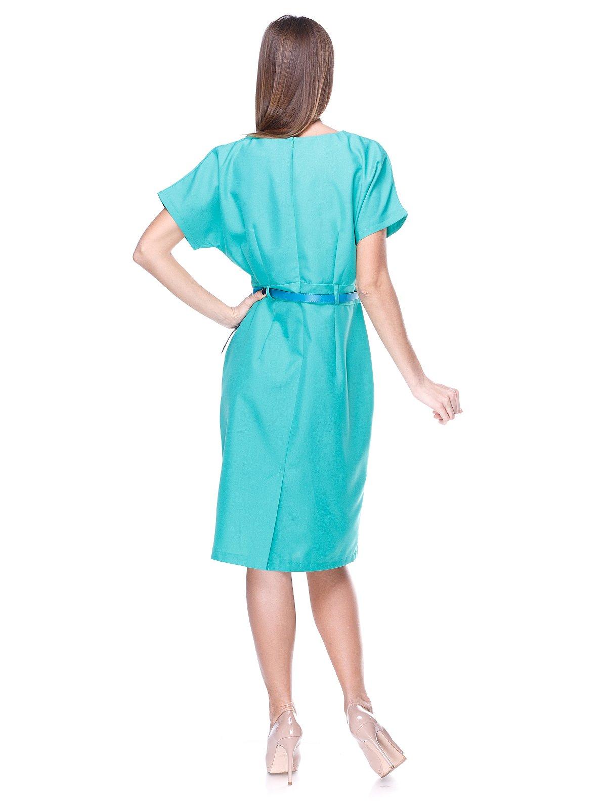 Платье бирюзовое | 1746791 | фото 2