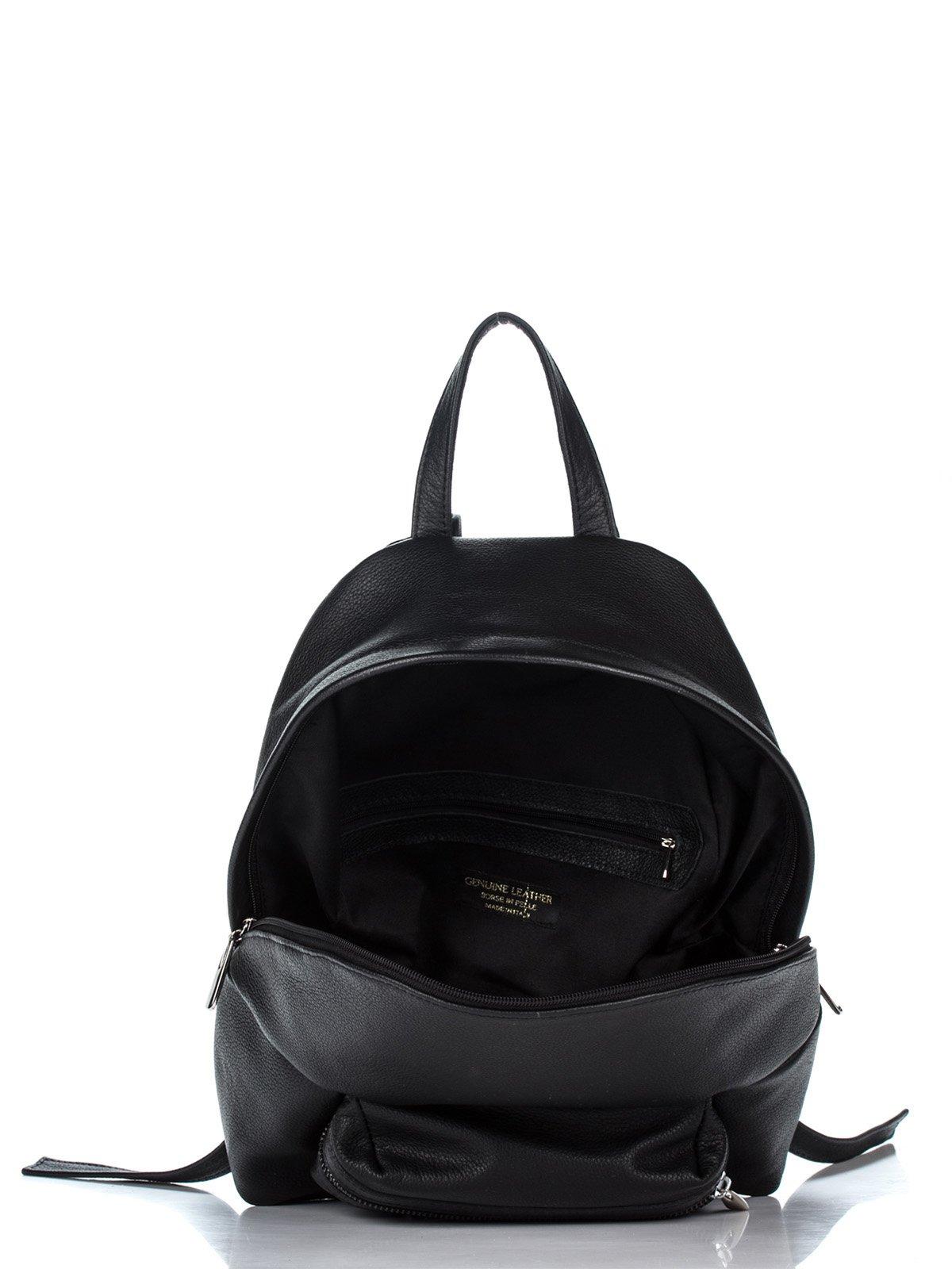 Рюкзак черный | 1905536 | фото 4