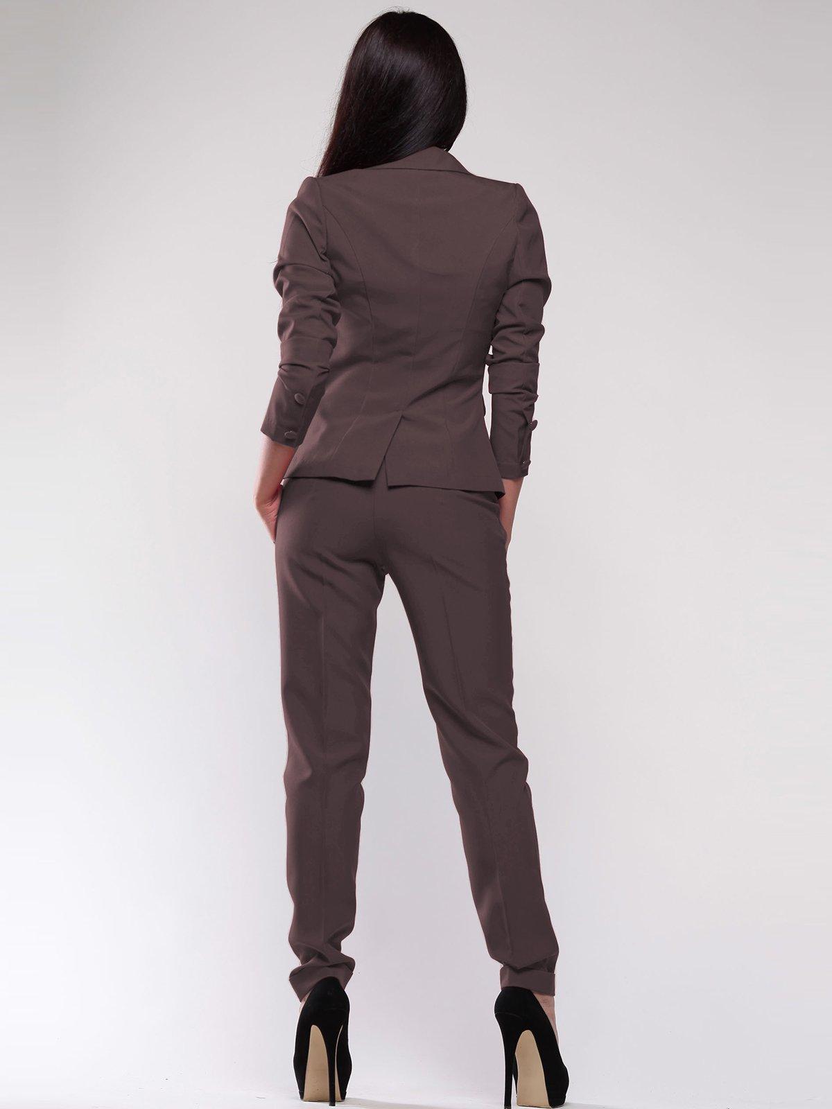 Костюм: жакет и брюки | 1912412 | фото 2