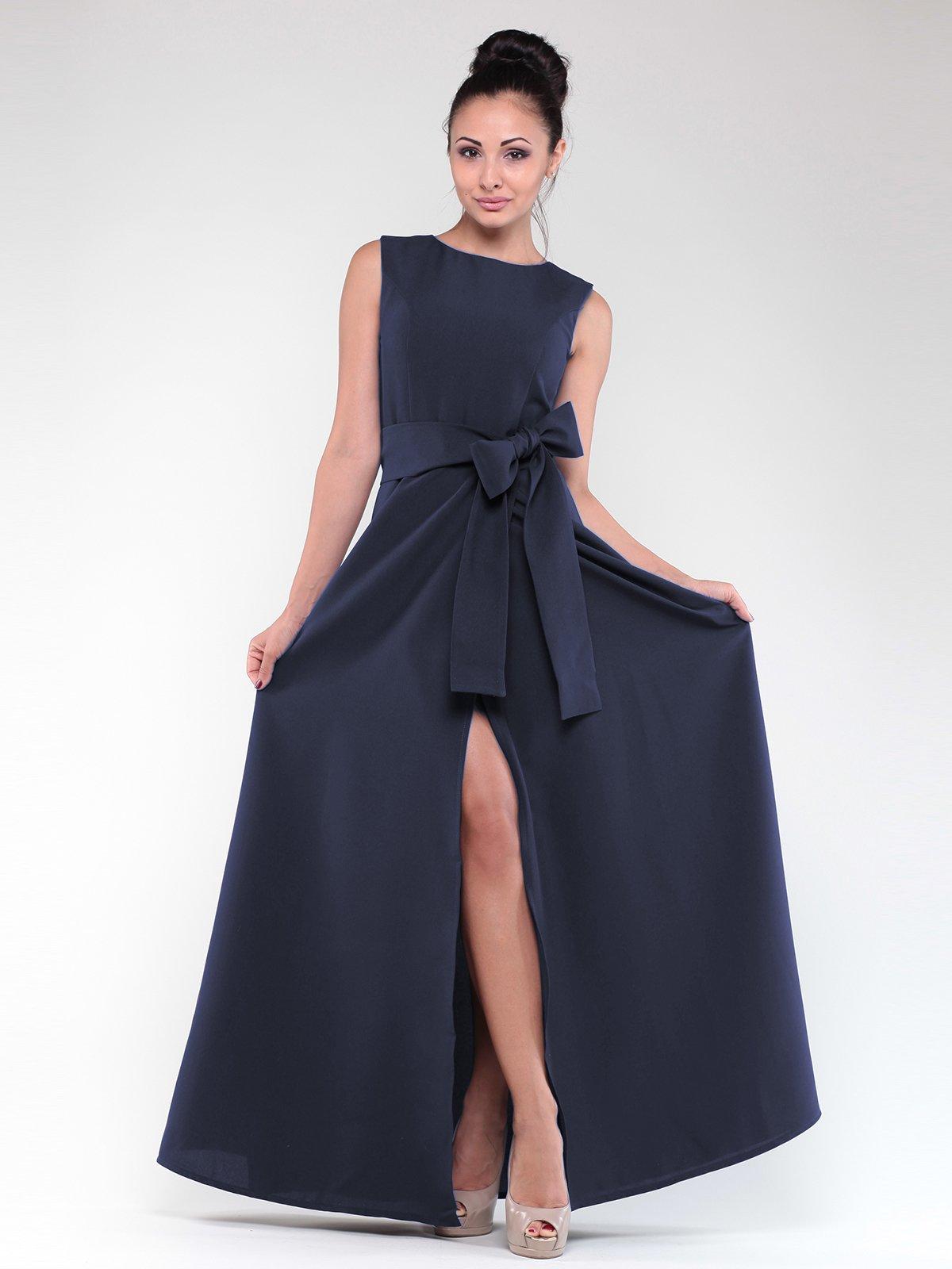 Сукня темно-синя | 1912434