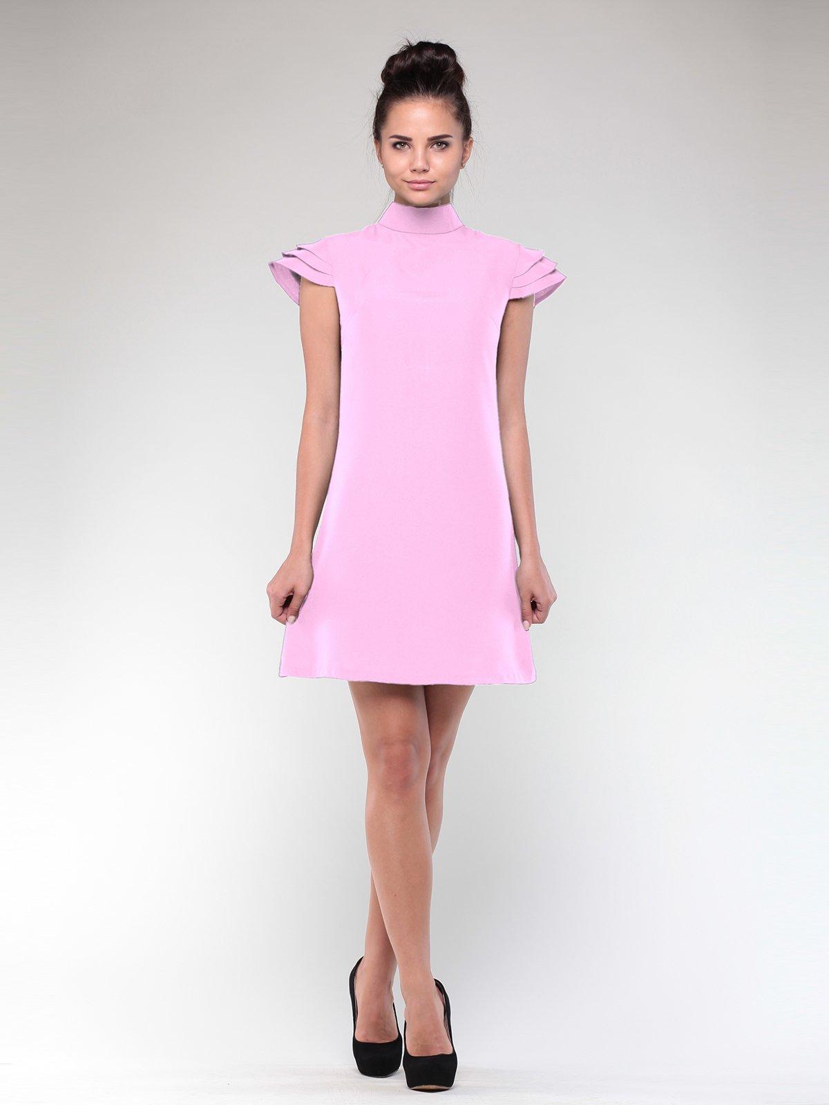 Платье розовое | 1912488