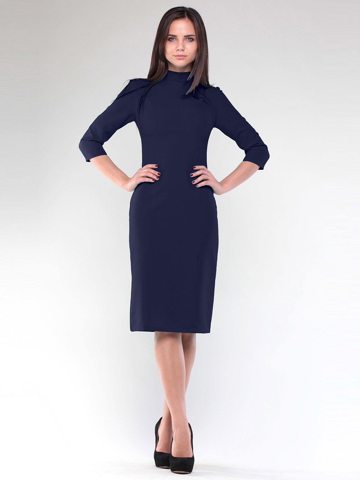 Сукня темно-синя | 1918702