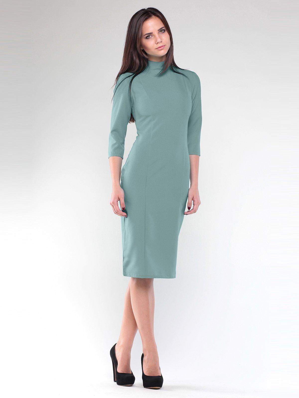 Сукня оливкового кольору   1918704