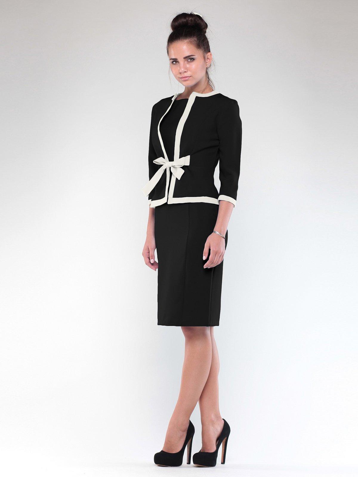 Комплект: сукня та жакет | 1917741