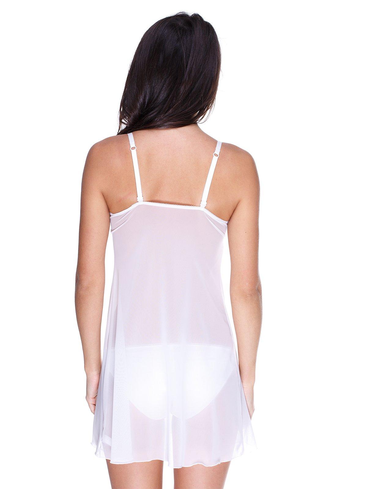 Рубашка ночная белая | 1926611 | фото 2