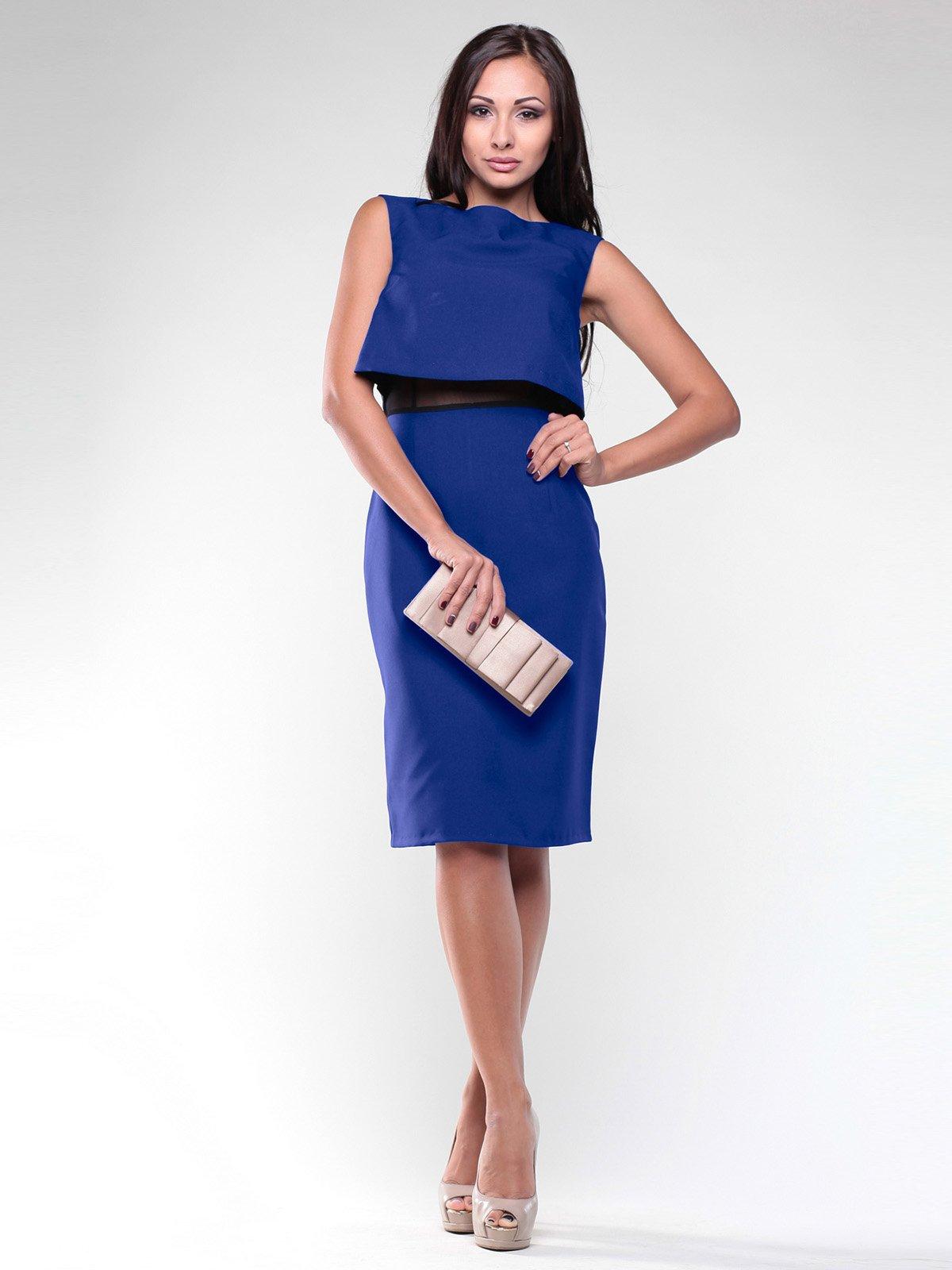 Сукня синя | 1934745