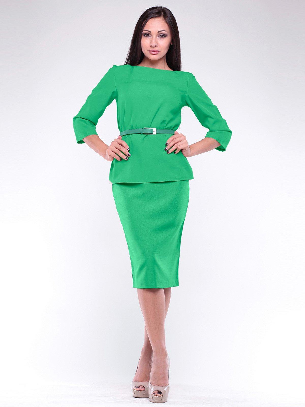 Костюм: блуза и юбка | 1935691