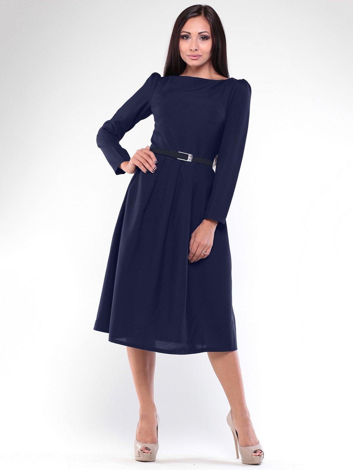 Сукня темно-синя   1935725