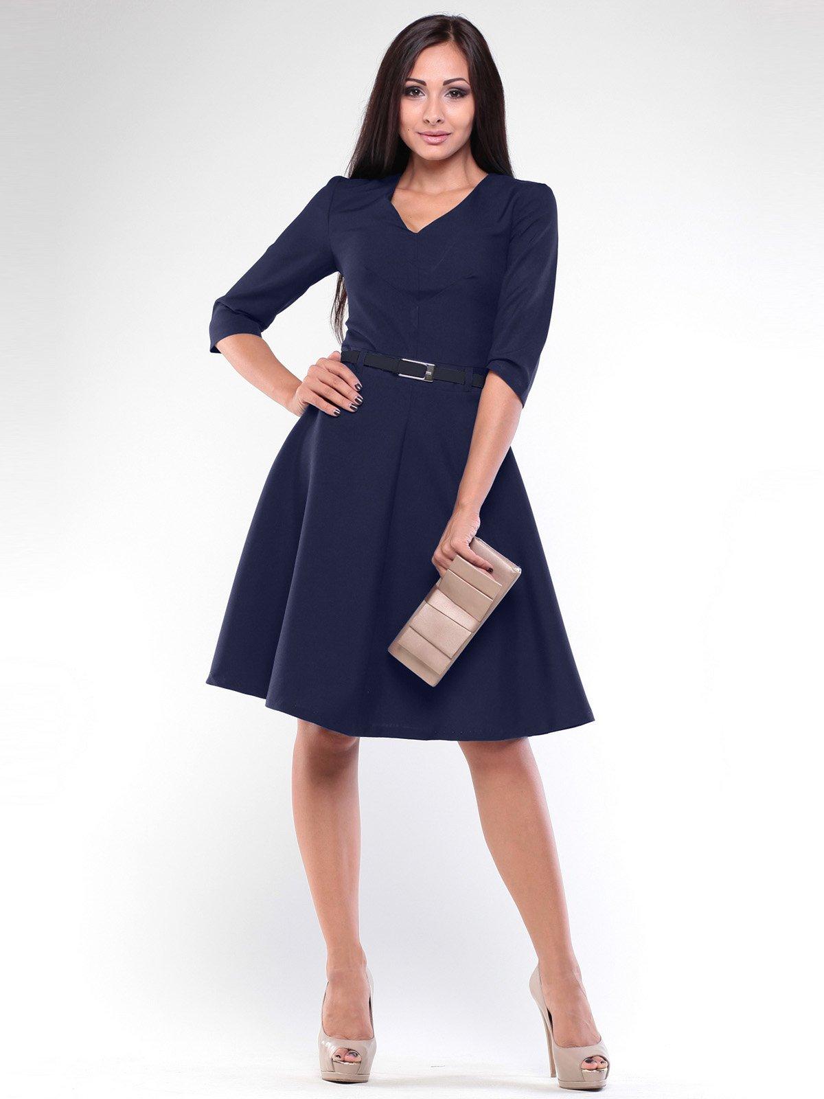 Сукня темно-синя | 1935736
