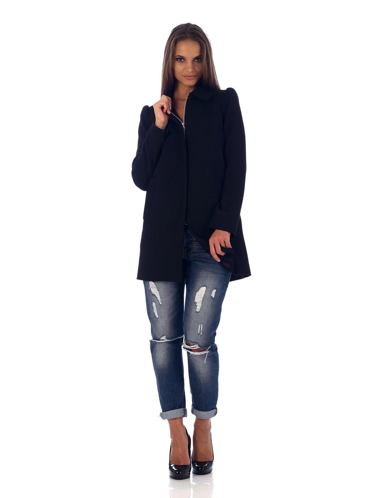 Пальто черное | 1938589
