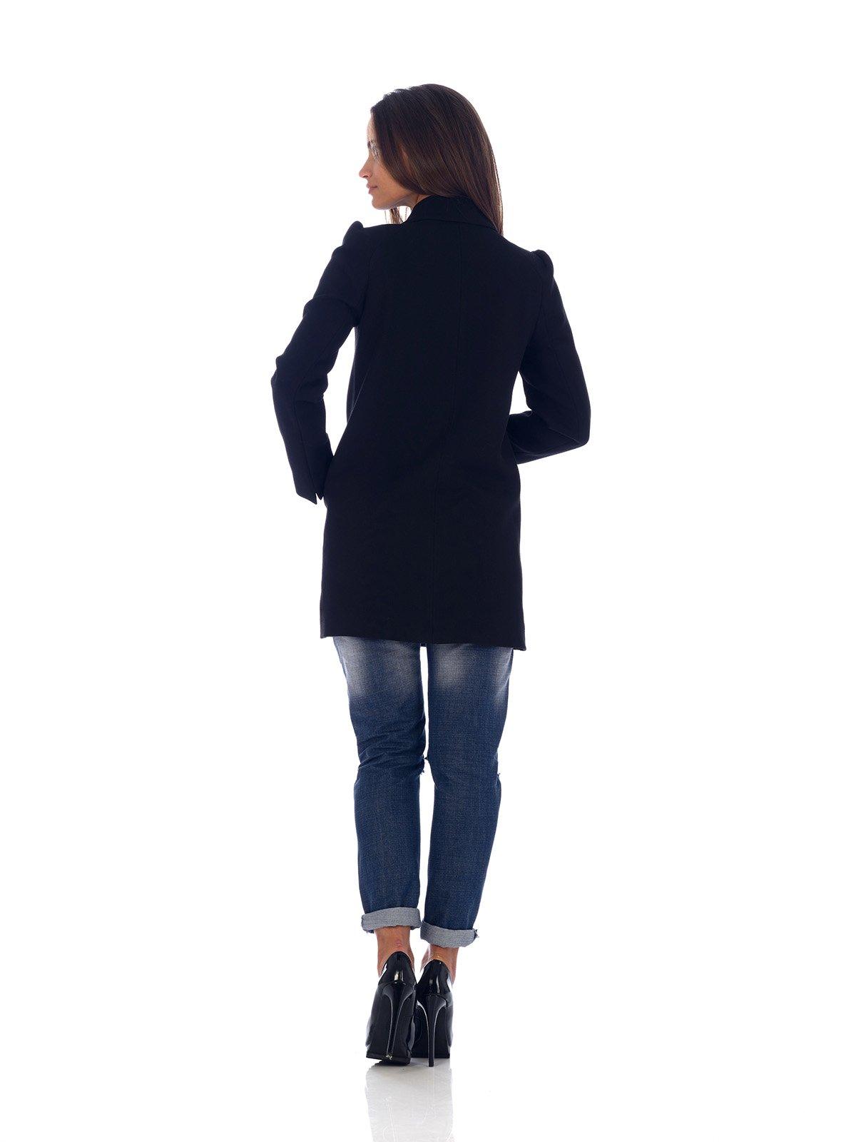 Пальто черное | 1938589 | фото 3