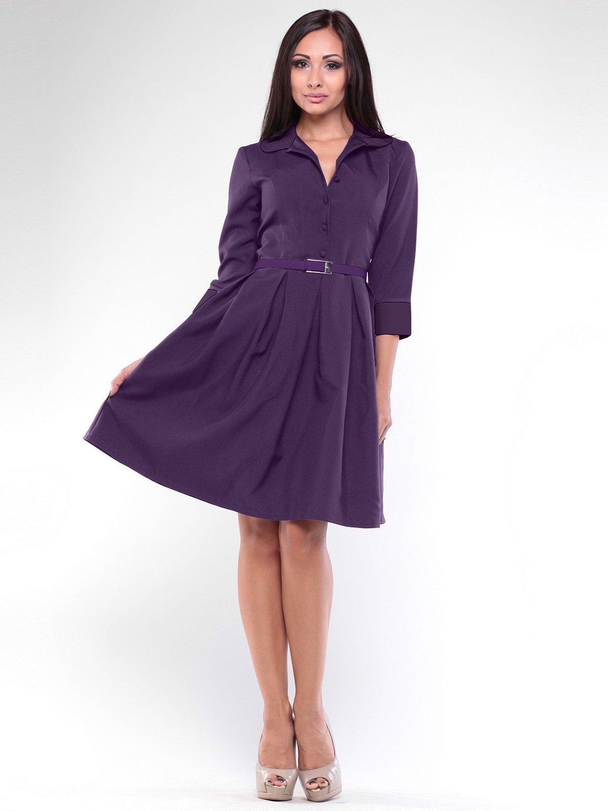 Сукня темно-фіолетова | 1946844