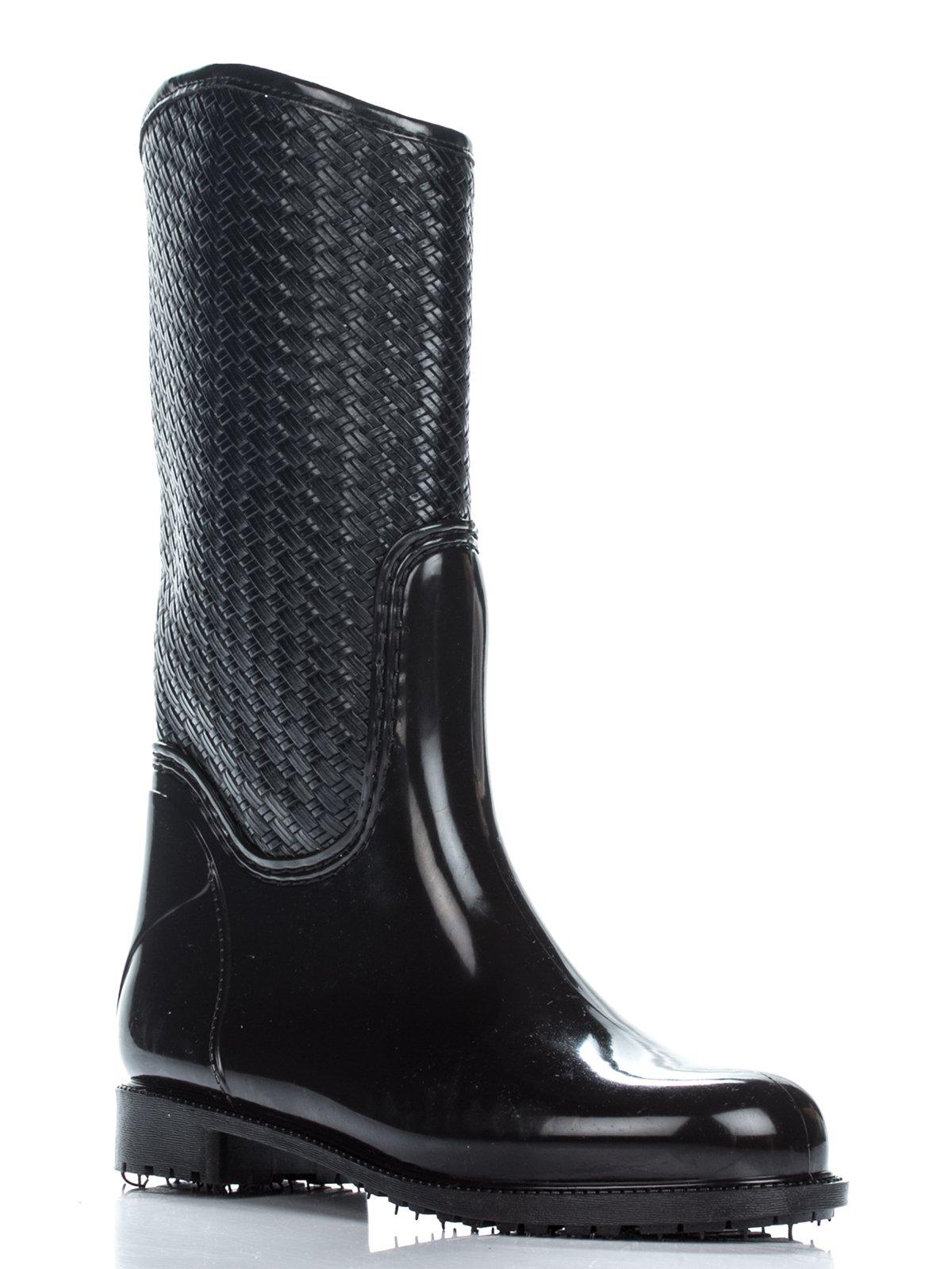 Сапоги черные   1951692