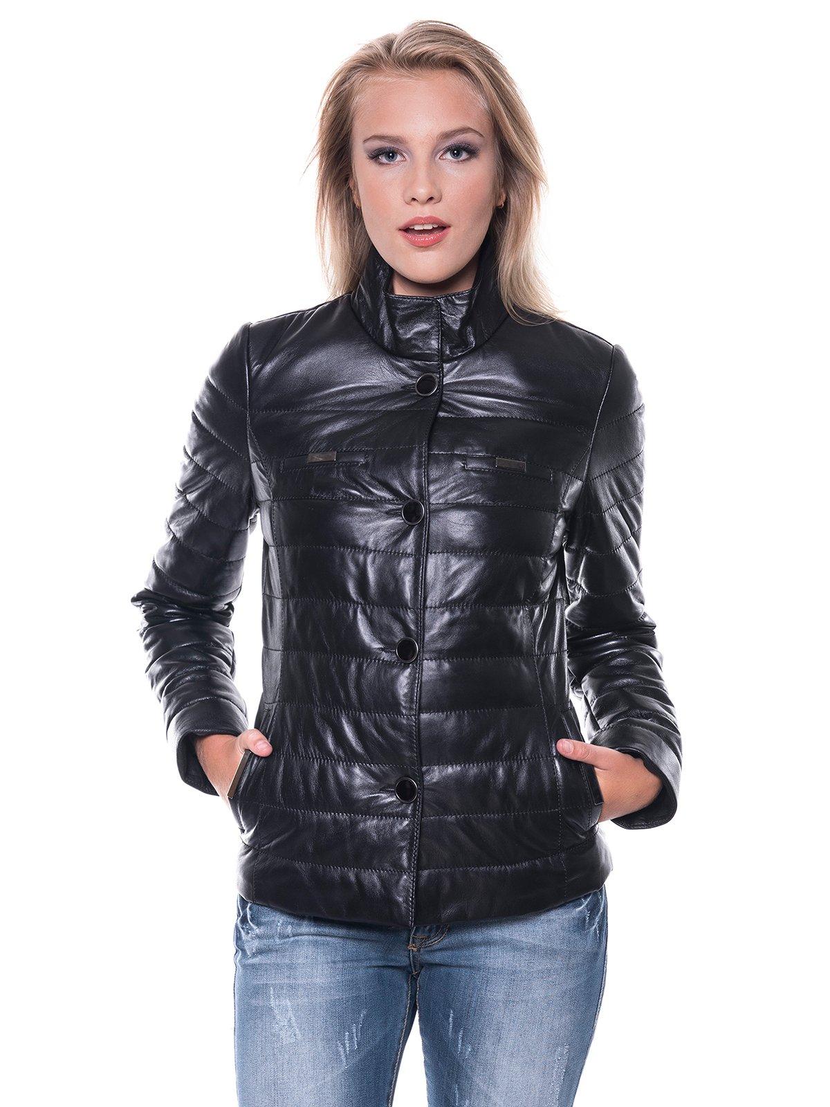 Куртка чорна | 1954180