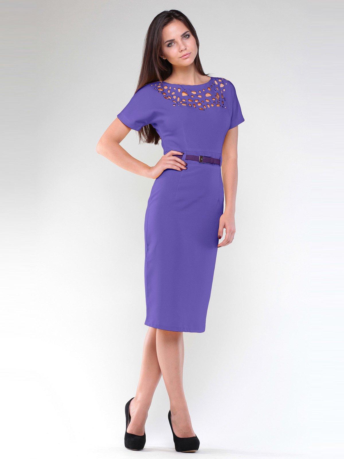 Платье сиреневое | 1959012
