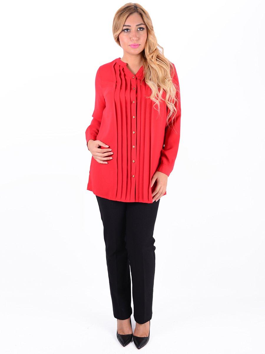 Блуза красная | 1965034