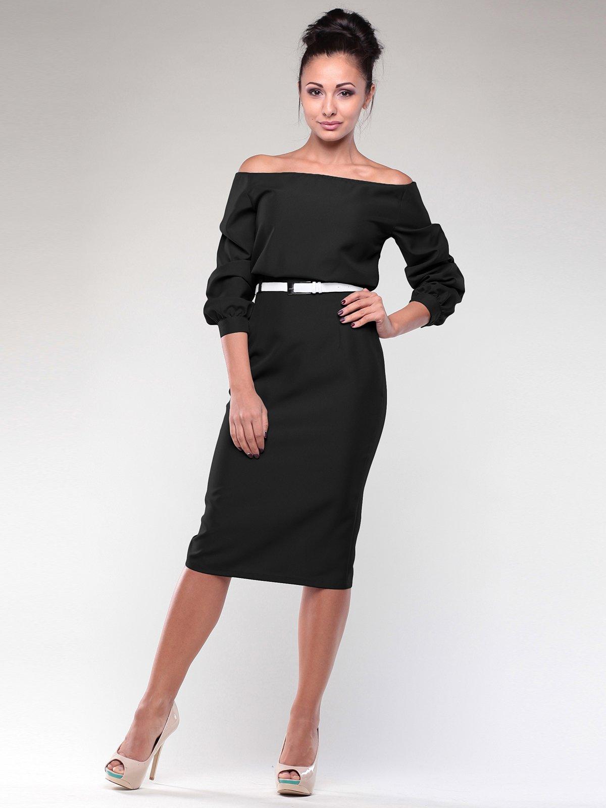 Сукня чорна | 1970016